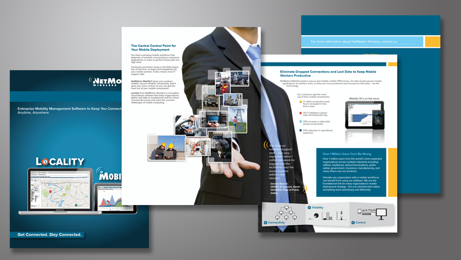 NetMotion Wireless Brochure